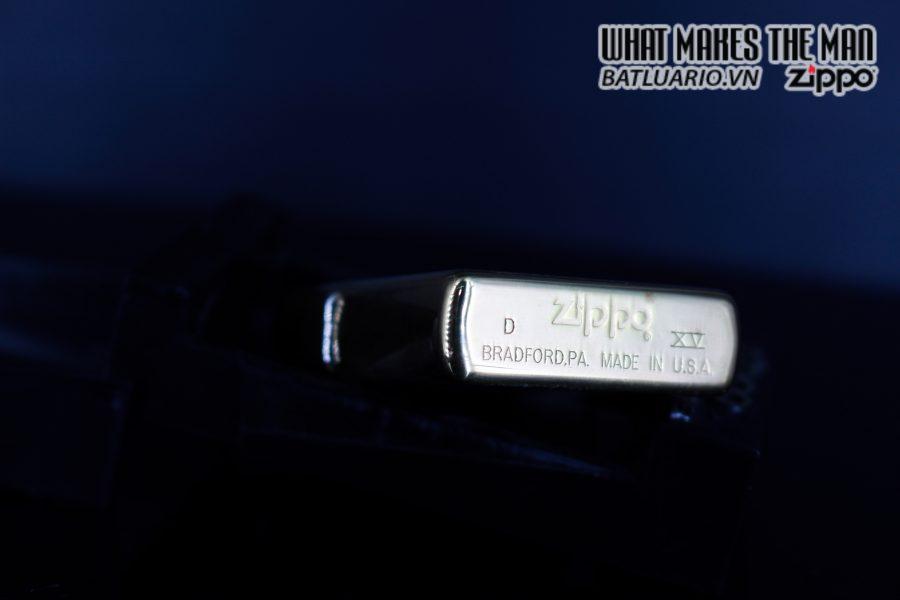 ZIPPO LA MÃ 1999 – TITANIC 2