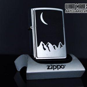 ZIPPO LA MÃ 2000 – MARLBORO MOON OVER MOUTAIN