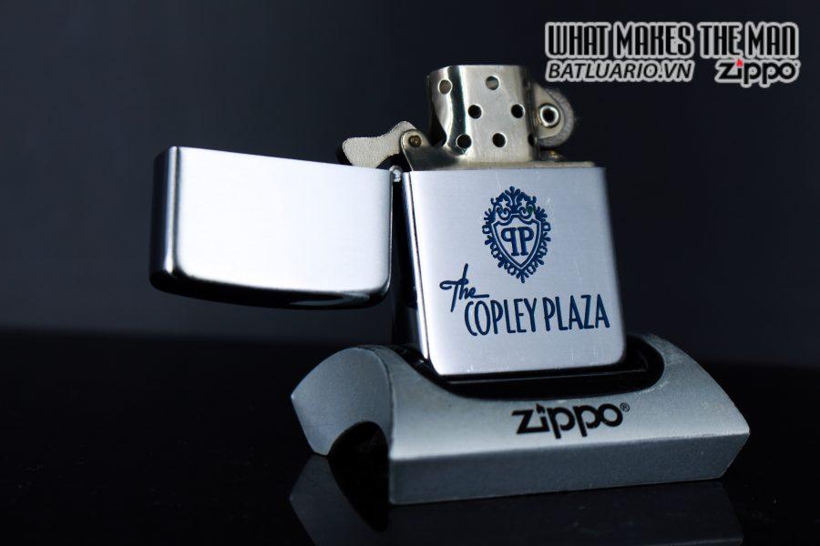 ZIPPO XƯA 1949 – 1950 – THE COPLEY PLAZA 1