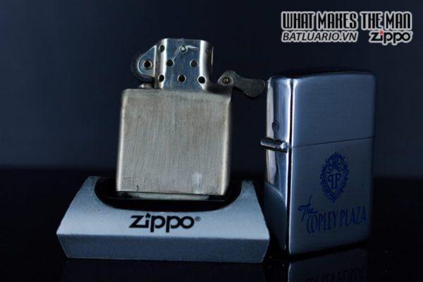ZIPPO XƯA 1949 – 1950 – THE COPLEY PLAZA 2