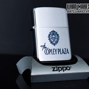 ZIPPO XƯA 1949 – 1950 – THE COPLEY PLAZA