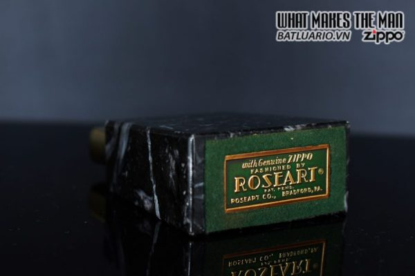 ZIPPO XƯA 1958 – ROSEART ZIPPO MARBLE TABLE 11