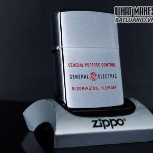 ZIPPO XƯA 1965 – GENERAL ELECTRIC