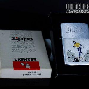ZIPPO XƯA 1976 – SPORT SERIES – BOWLING – BIGGIE 1