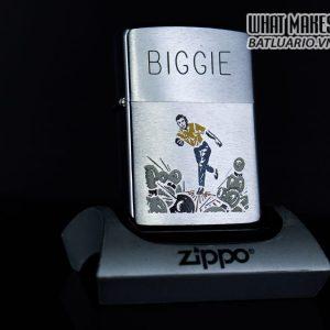 ZIPPO XƯA 1976 – SPORT SERIES – BOWLING – BIGGIE
