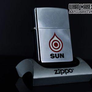 ZIPPO XƯA 1980 – SUN