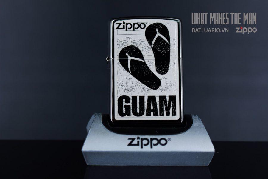 ZIPPO 150 GUAM FLIP FLOPS 2