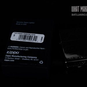 ZIPPO 150 HAWAII DIAMOND HEAD 1