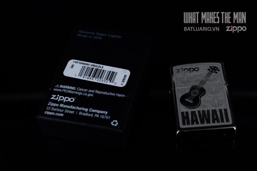 ZIPPO 150 HAWAII UKULELE 1