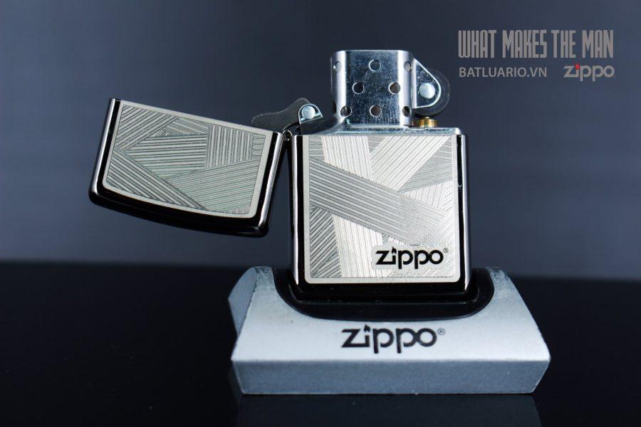 ZIPPO 150 TIED UP ZIPPO LOGO 3