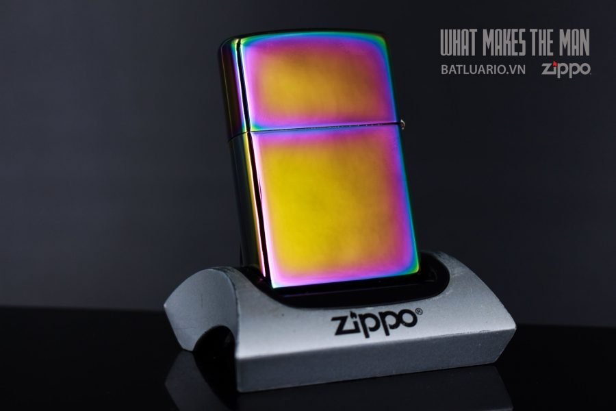 ZIPPO 151 THE DYED POT LEAF 3