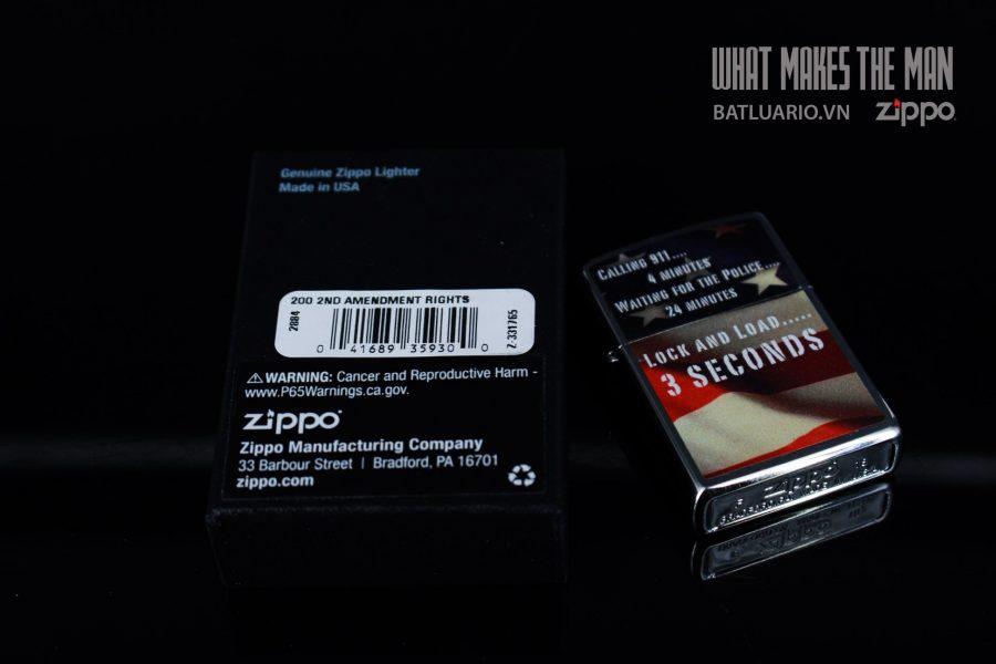 ZIPPO 200 2ND AMENDMENT RIGHTS 1