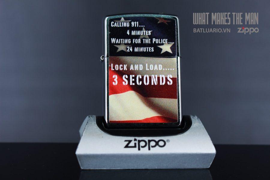 ZIPPO 200 2ND AMENDMENT RIGHTS 2
