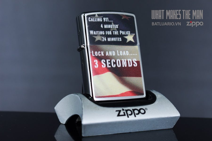 ZIPPO 200 2ND AMENDMENT RIGHTS