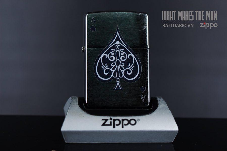 ZIPPO 200 ACE OF SPADES 5