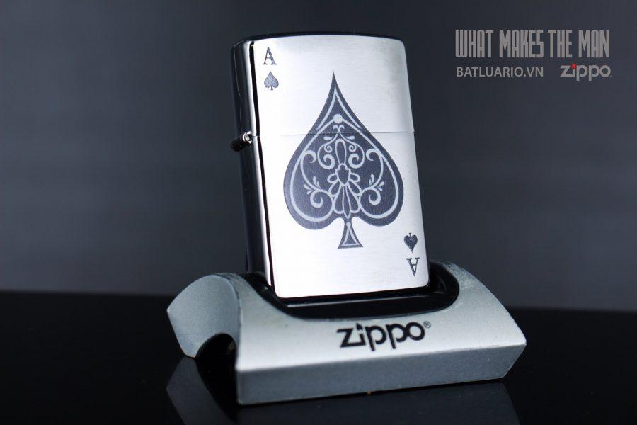 ZIPPO 200 ACE OF SPADES