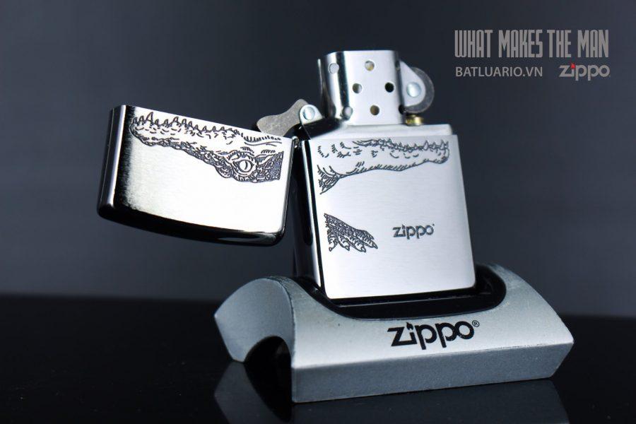 ZIPPO 200 ALLIGATOR 2