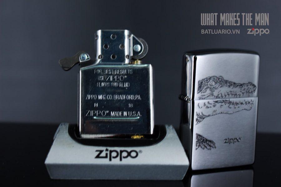 ZIPPO 200 ALLIGATOR 5