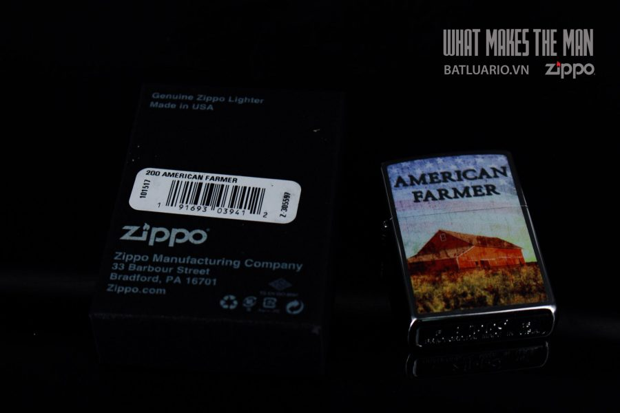 ZIPPO 200 AMERICAN FARMER 1