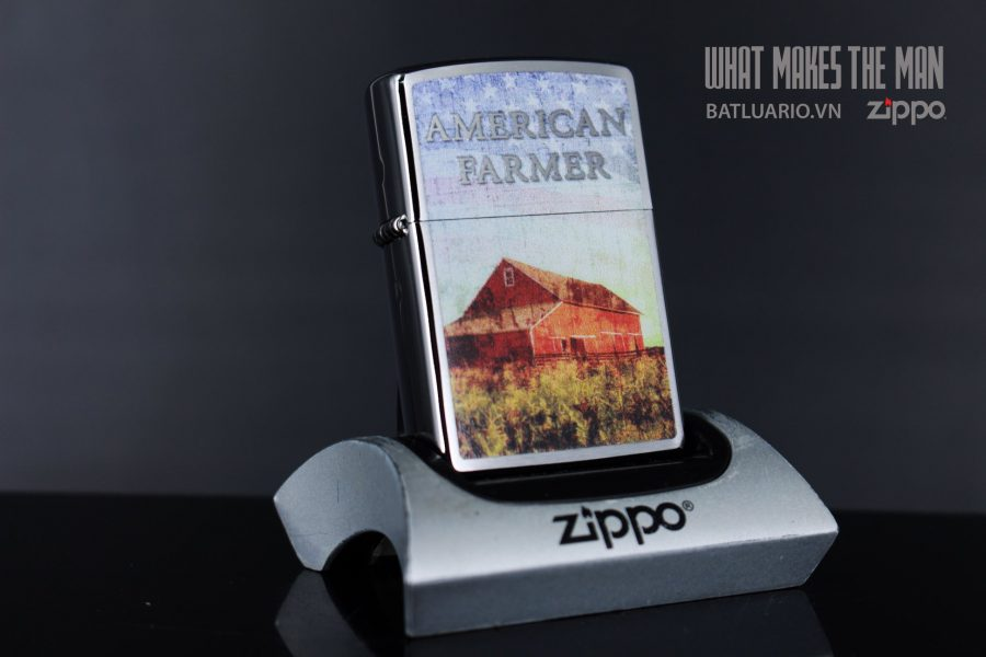 ZIPPO 200 AMERICAN FARMER