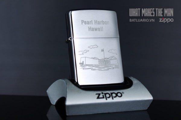ZIPPO 200 ARIZONA MEM PEARL HARBOR