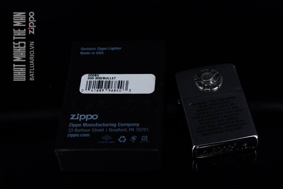 ZIPPO 200 BULLET 1