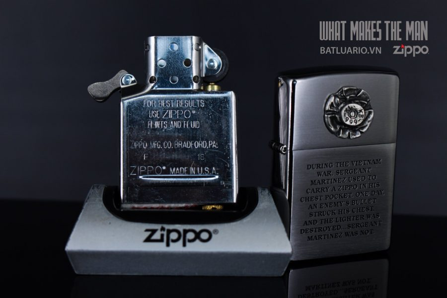 ZIPPO 200 BULLET 6