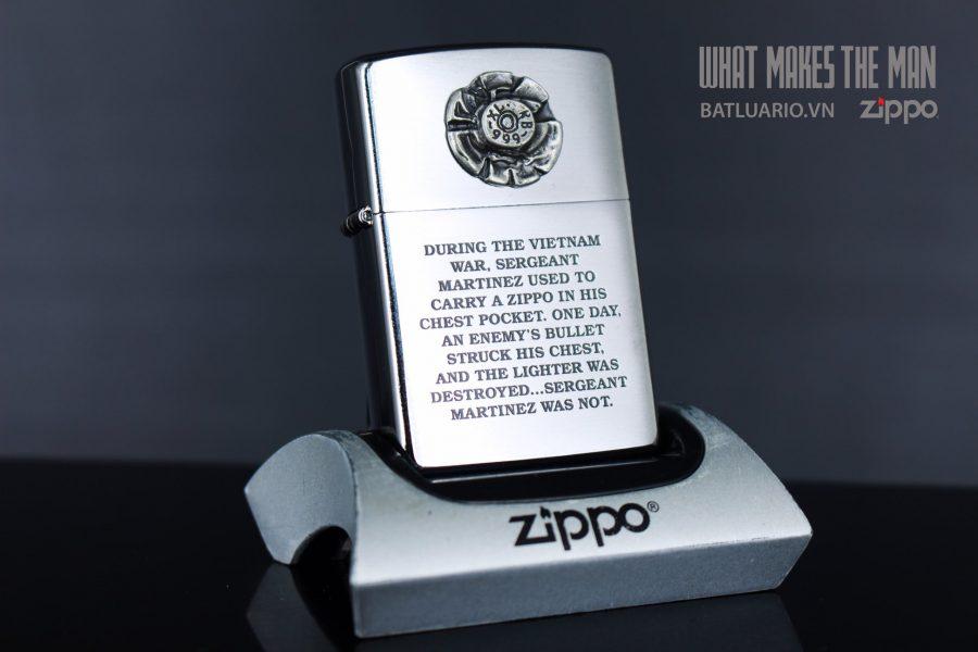 ZIPPO 200 BULLET