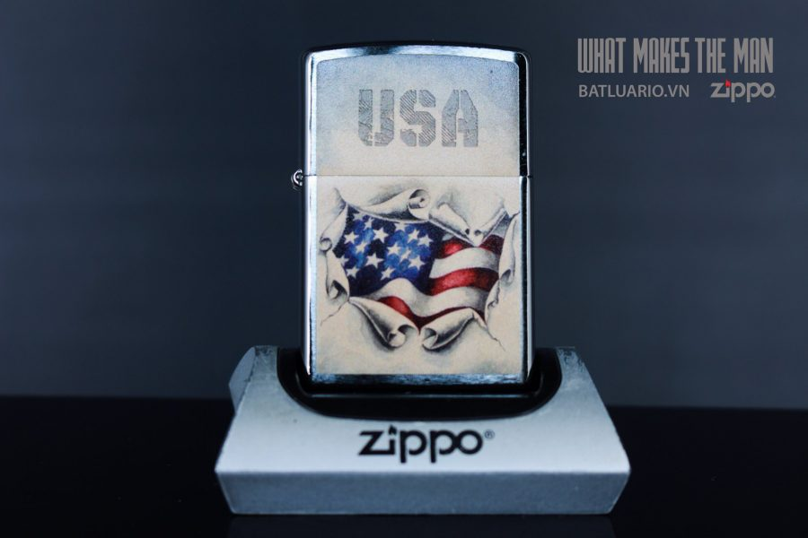 ZIPPO 200 FLAG BREAKTHROUGH 2