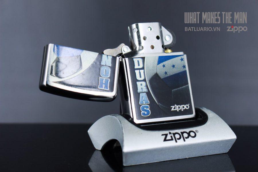 ZIPPO 200 HONDURAS SOCCER BALL 3
