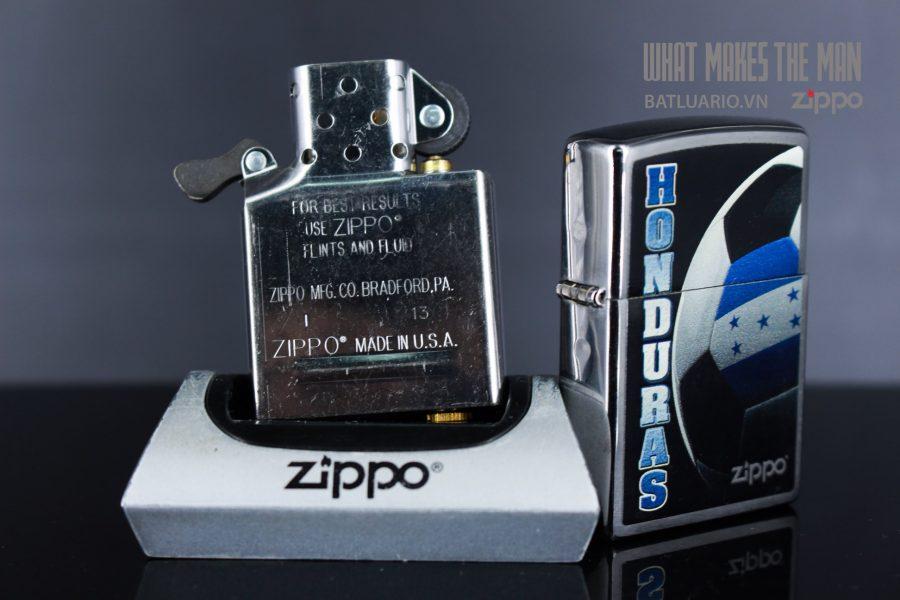 ZIPPO 200 HONDURAS SOCCER BALL 6