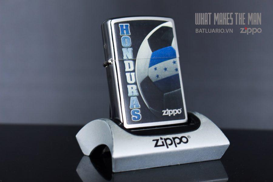 ZIPPO 200 HONDURAS SOCCER BALL