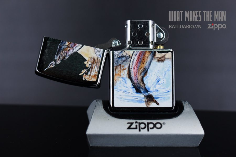 ZIPPO 200 JUMPING TROUT 3