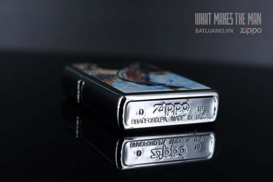 ZIPPO 200 JUMPING TROUT 5