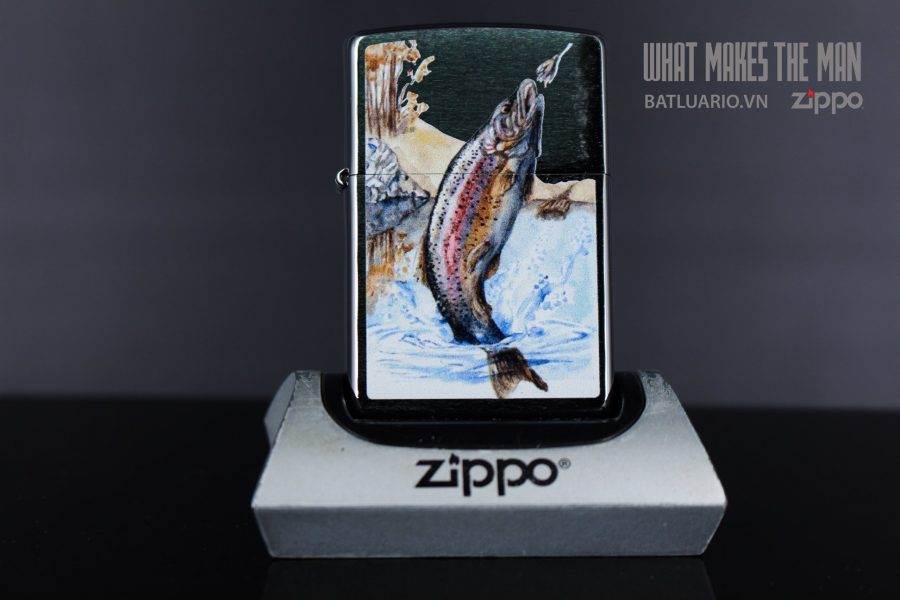 ZIPPO 200 JUMPING TROUT