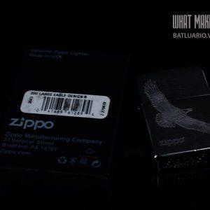 ZIPPO 200 LARGE EAGLE DESIGN 1