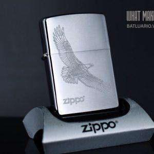 ZIPPO 200 LARGE EAGLE DESIGN