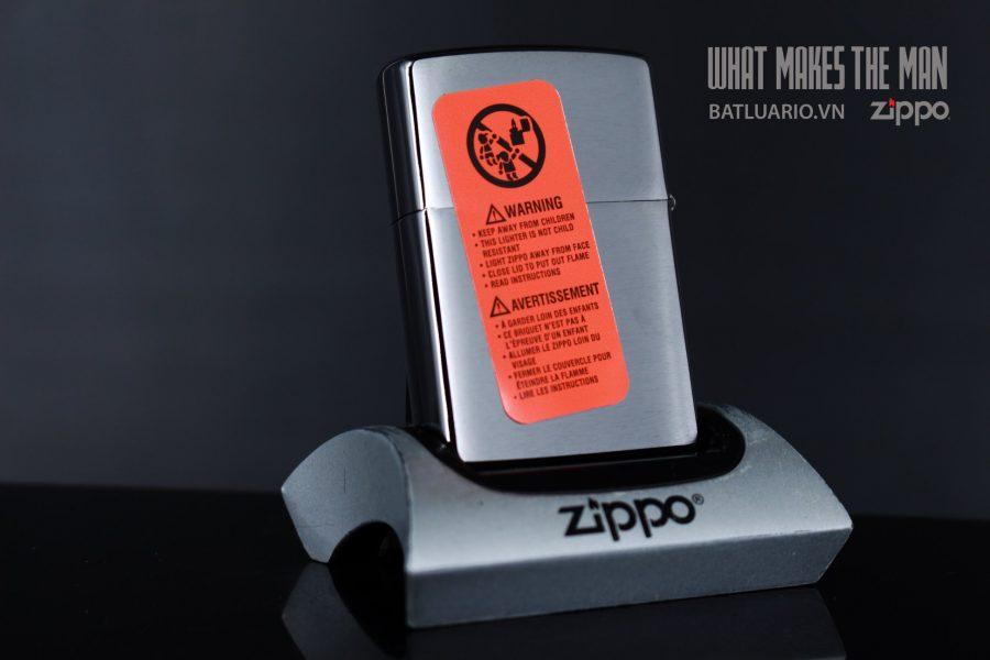 ZIPPO 200 LEAF 420 CLOCK 3