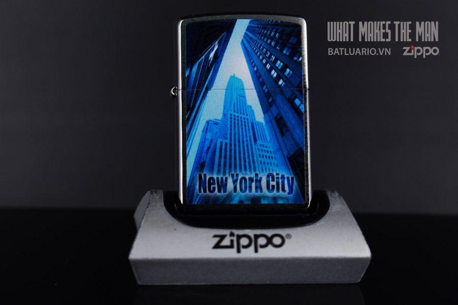 ZIPPO 200 NYC LOOKING UP 2