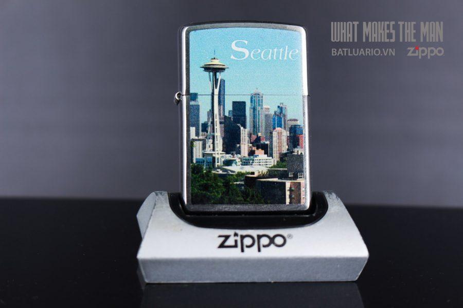 ZIPPO 200 SEATTLE SKYLINE 2