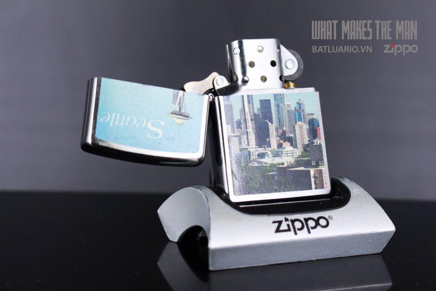 ZIPPO 200 SEATTLE SKYLINE 3