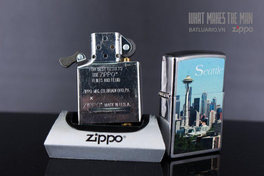 ZIPPO 200 SEATTLE SKYLINE 6