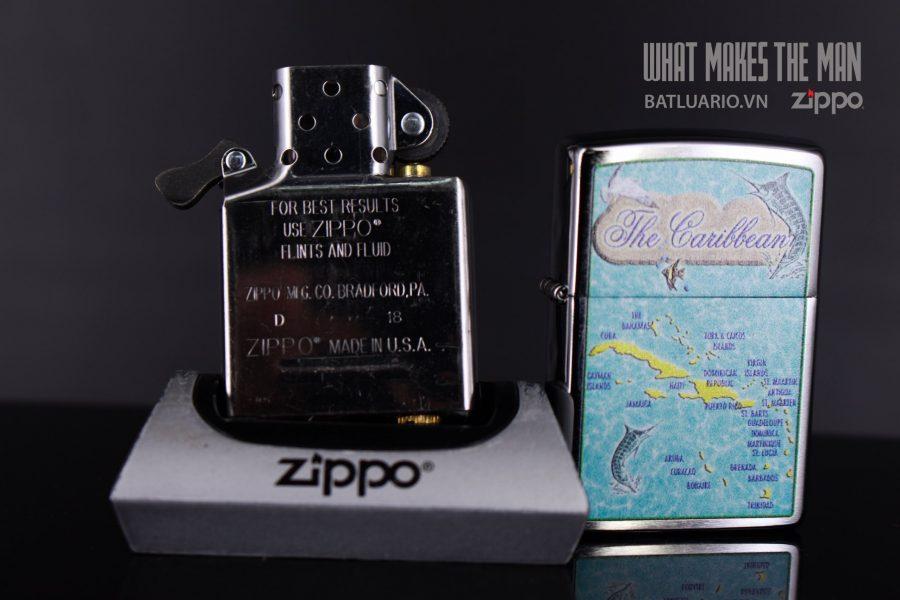 ZIPPO 200 THE CARIBBEAN 5