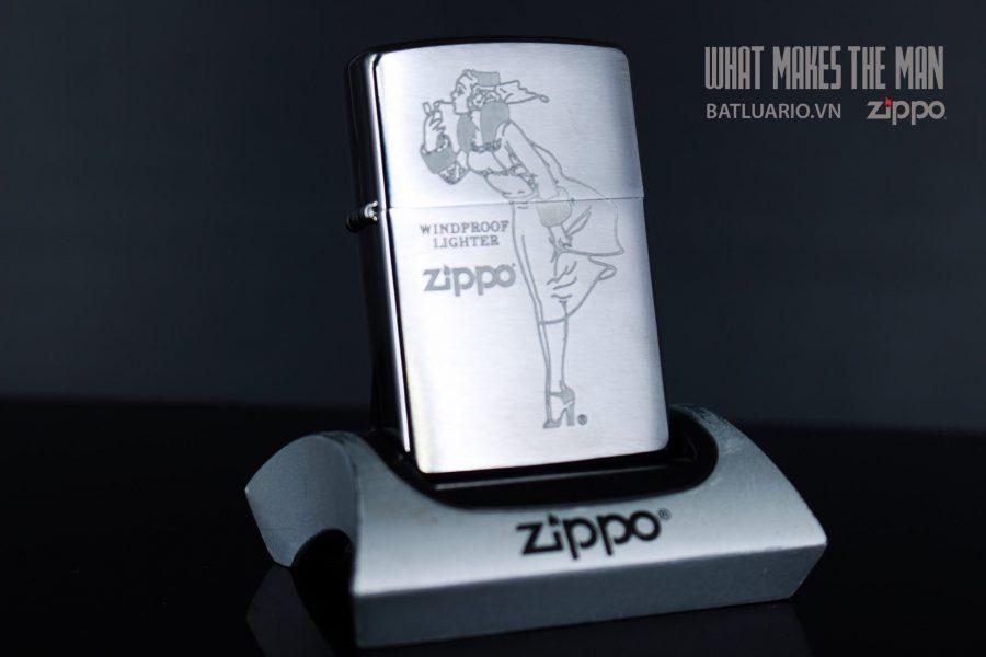 ZIPPO 200 ZIPPO GIRL