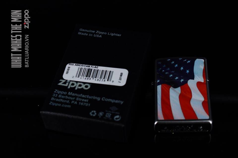 ZIPPO 205 AMERICAN FLAG 1