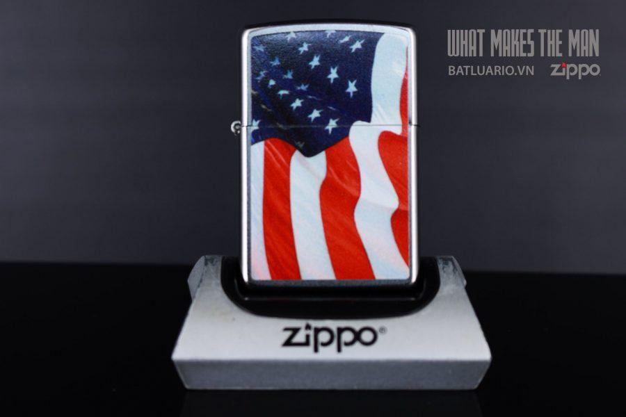 ZIPPO 205 AMERICAN FLAG 2