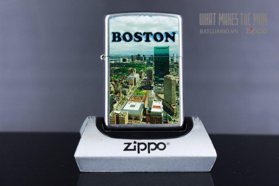 ZIPPO 205 BOSTON 1