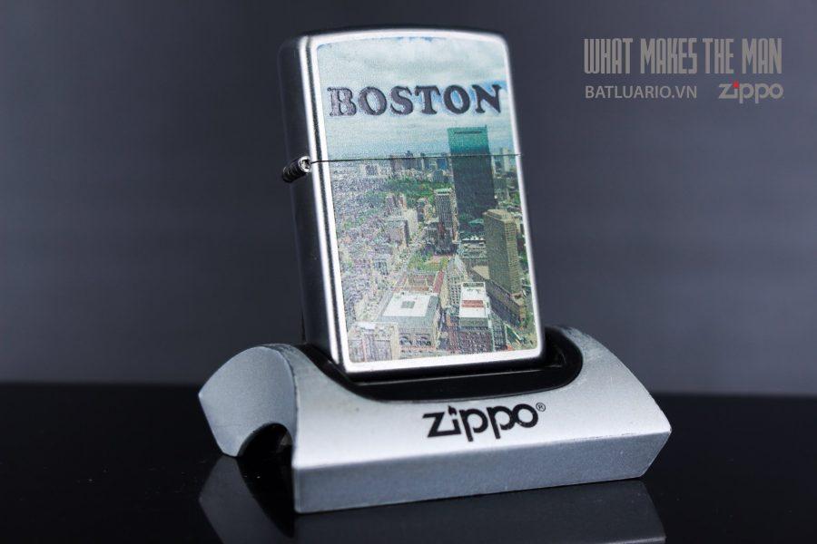 ZIPPO 205 BOSTON