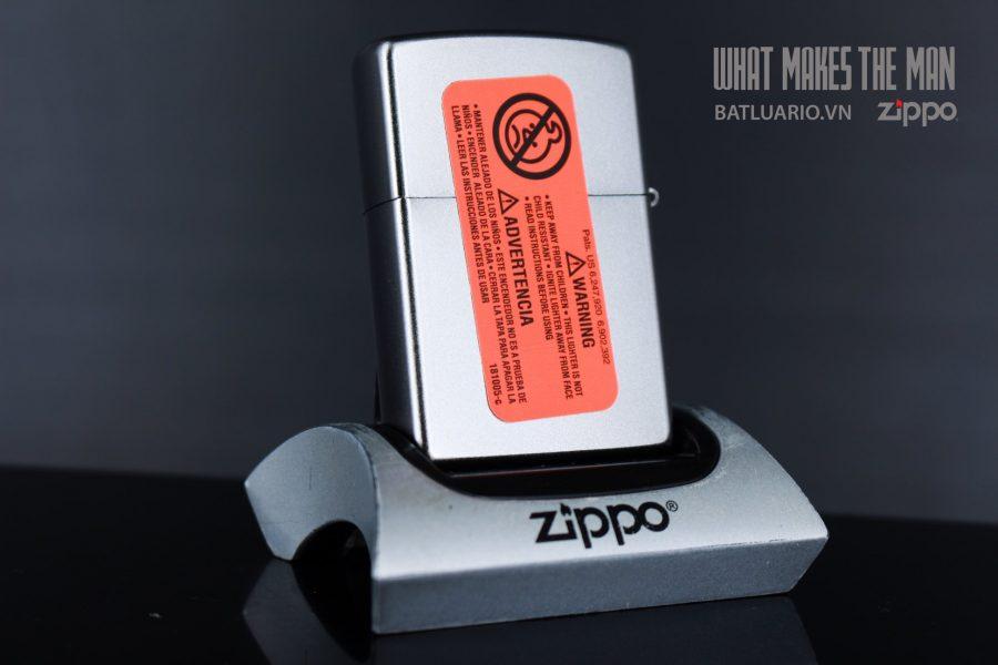 ZIPPO 205 CURVES AHEAD 3