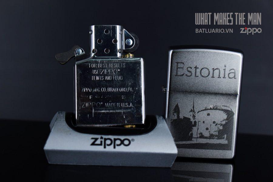ZIPPO 205 ESTONIA FAT MARGARET 5
